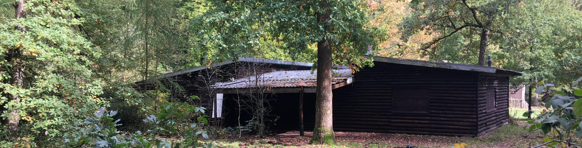 Blokhut Berg en Bos
